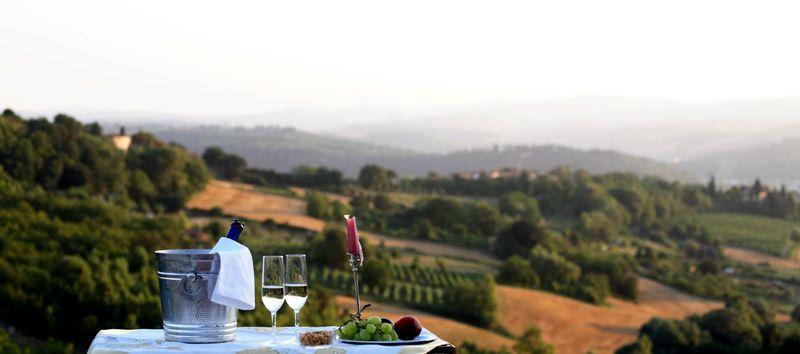 Autunno in Chianti - Toscana 5